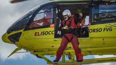 Photo of Monte Tinisa. 11enne esausto in vetta con il temporale in arrivo, recuperato dall'elisoccorso