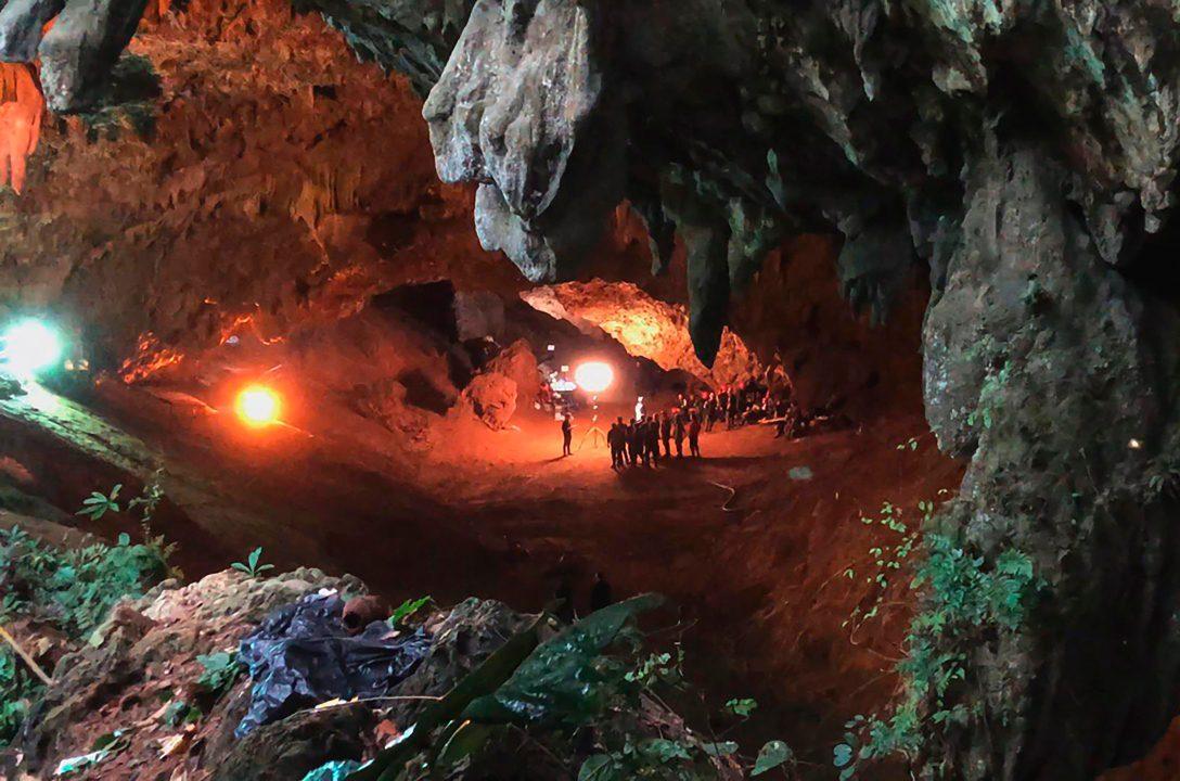 tham luang, grotta, salvataggio, jimmy chin