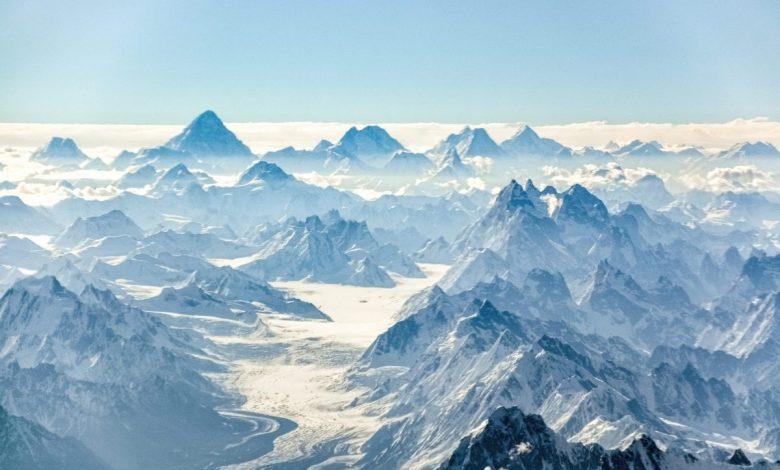 montagne, geologia