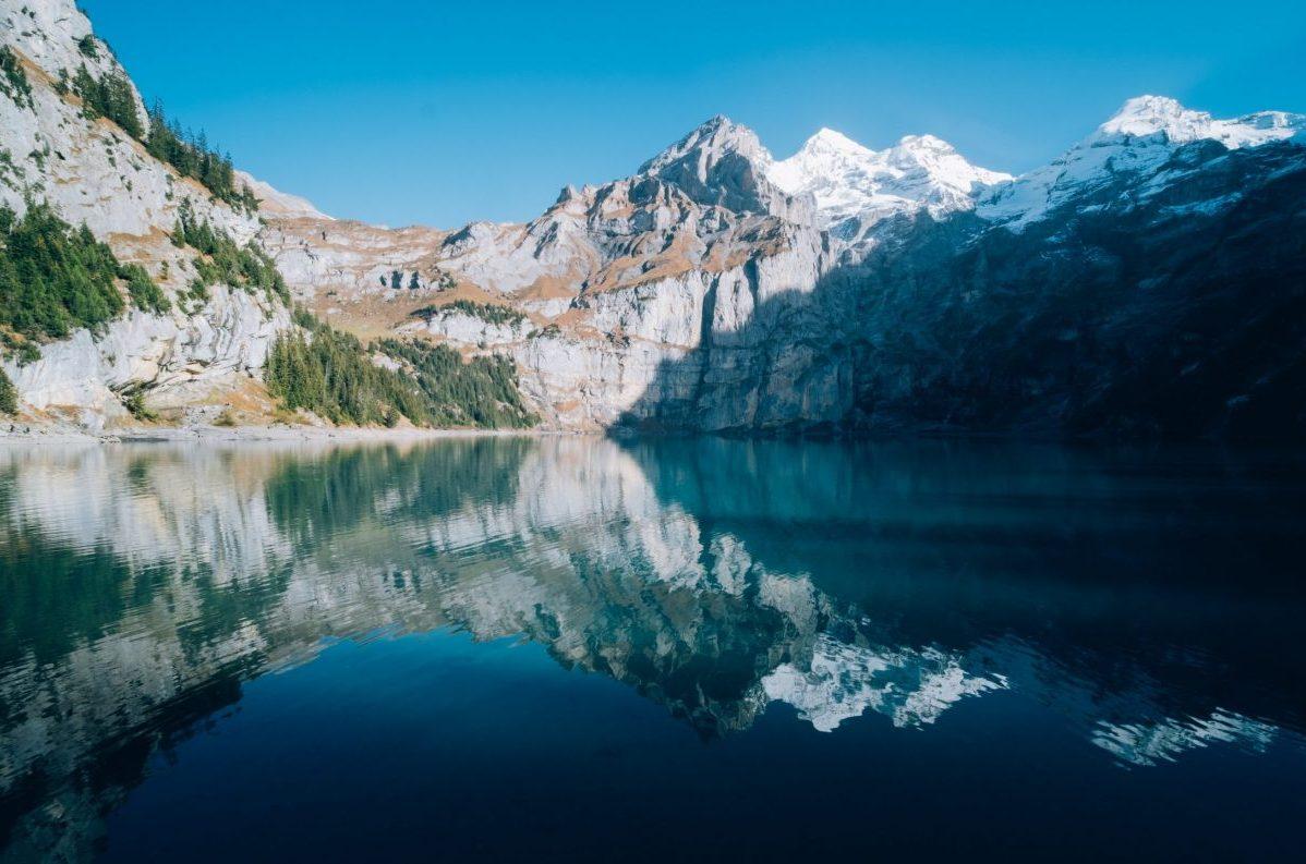 laghi alpini, svizzera