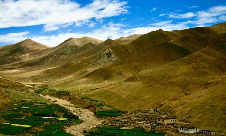 tibet, cambiamenti climatici