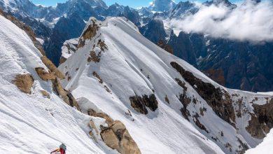 """Photo of """"Link Sar"""", la prima ascesa dell'ultima grande vetta inviolata del Karakorum"""