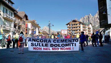 Photo of Milano-Cortina 2026, 52 associazioni protestano in difesa dell'ambiente montano