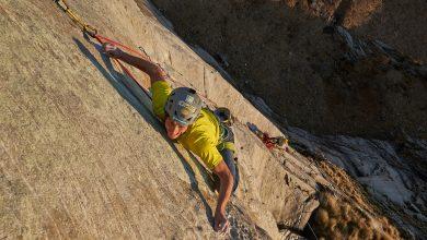 Photo of Leap of Faith, il film della salita della mitica parete del Poncione d'Alnasca