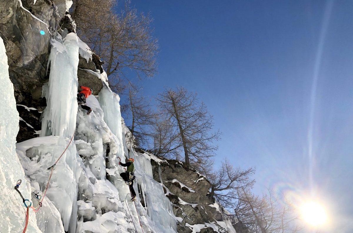 guide alpine, lezione