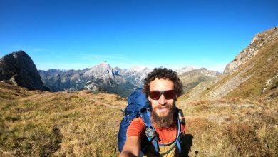 Photo of 8 mesi sul Sentiero Italia CAI, Elia Origoni ce l'ha fatta
