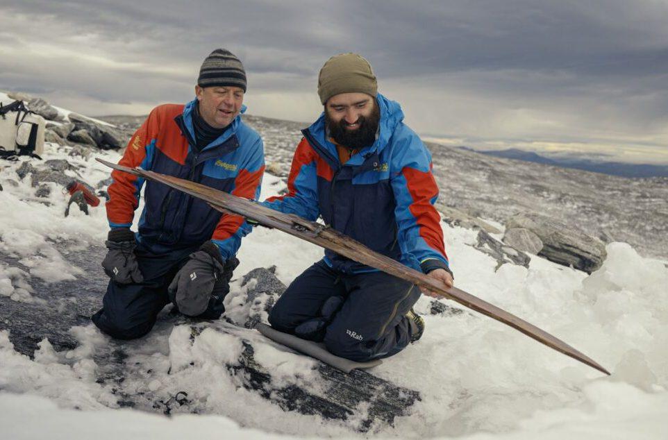 sci, ghiacci, norvegia