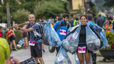 Photo of Di corsa a caccia di rifiuti, successo per il Campionato Mondiale di Plogging