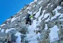 """Photo of """"Bonatti era senza eguali"""". Simon Messner e Martin Sieberer sulla nord del Cervino"""