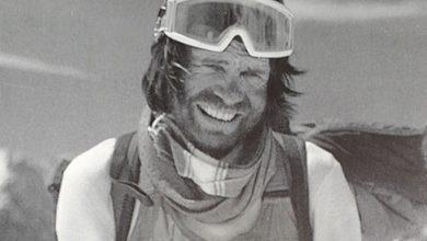 """Photo of 16 ottobre 1986, il quattordicesimo """"ottomila"""" di Messner"""