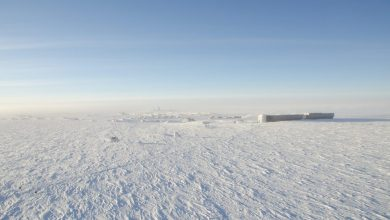 Photo of Inverno da record al Polo Sud, mai registrate temperature così basse