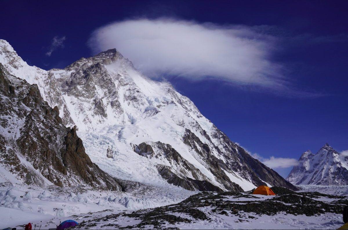 k2, the last mountain
